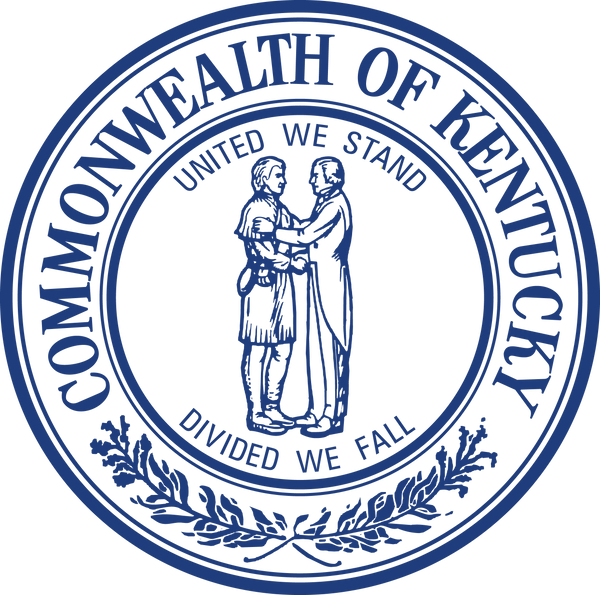 University of Kentucky School Colors Seal