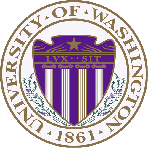 University of Washington Tie Colors