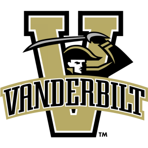 Vanderbilt University Tie Colors