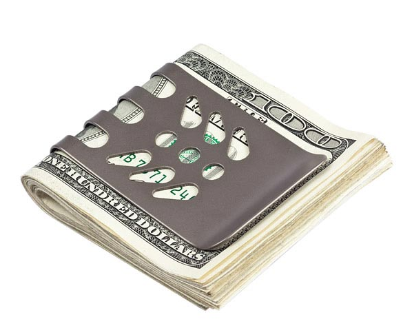 groomsmen gift idea money clip