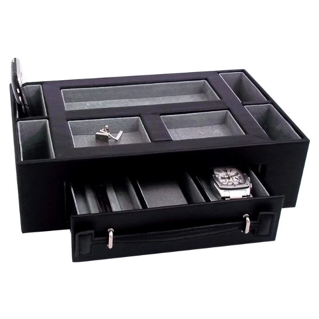 men's jewelry box groomsmen gift idea