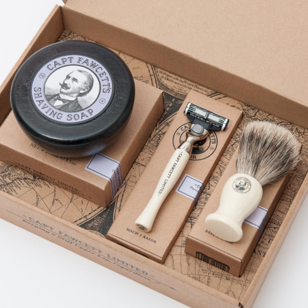 shaving gift set groomsmen gift ideas