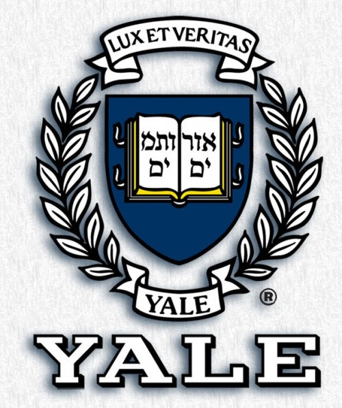 yale school colors seal