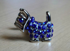 terrier dog cuff links