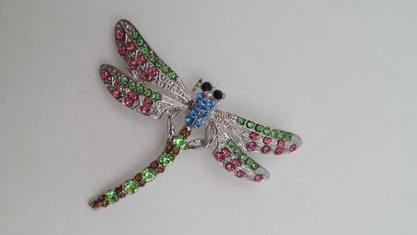 Dragon Fly Pin