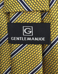 GentlemanJoes Gold Tie
