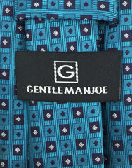 Gentleman Joe's Teal Aqua Tie