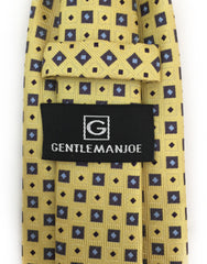 Gentleman Joe's Yellow Necktie