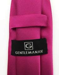 Hot Pink Gentleman Joe Necktie