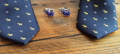 Scottish Terrier Dog Cuff Links
