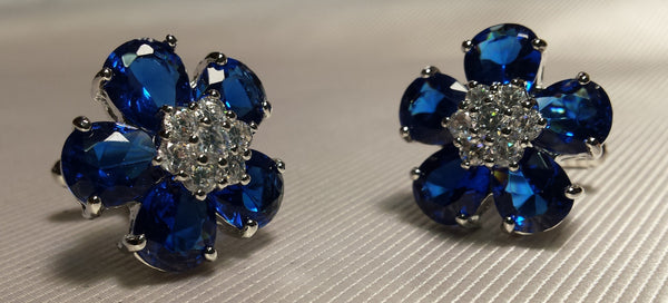 CUFFLINKS - Royal Blue Cuff Links