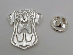 bull dog lapel pins