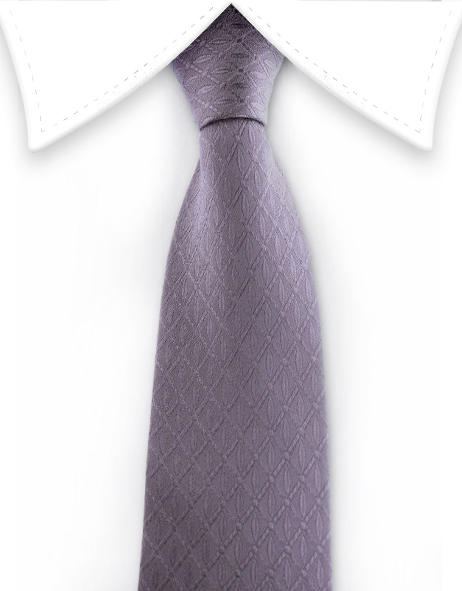 Boy's Charcoal Gray Tie
