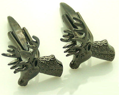 Deer Elk Cufflinks