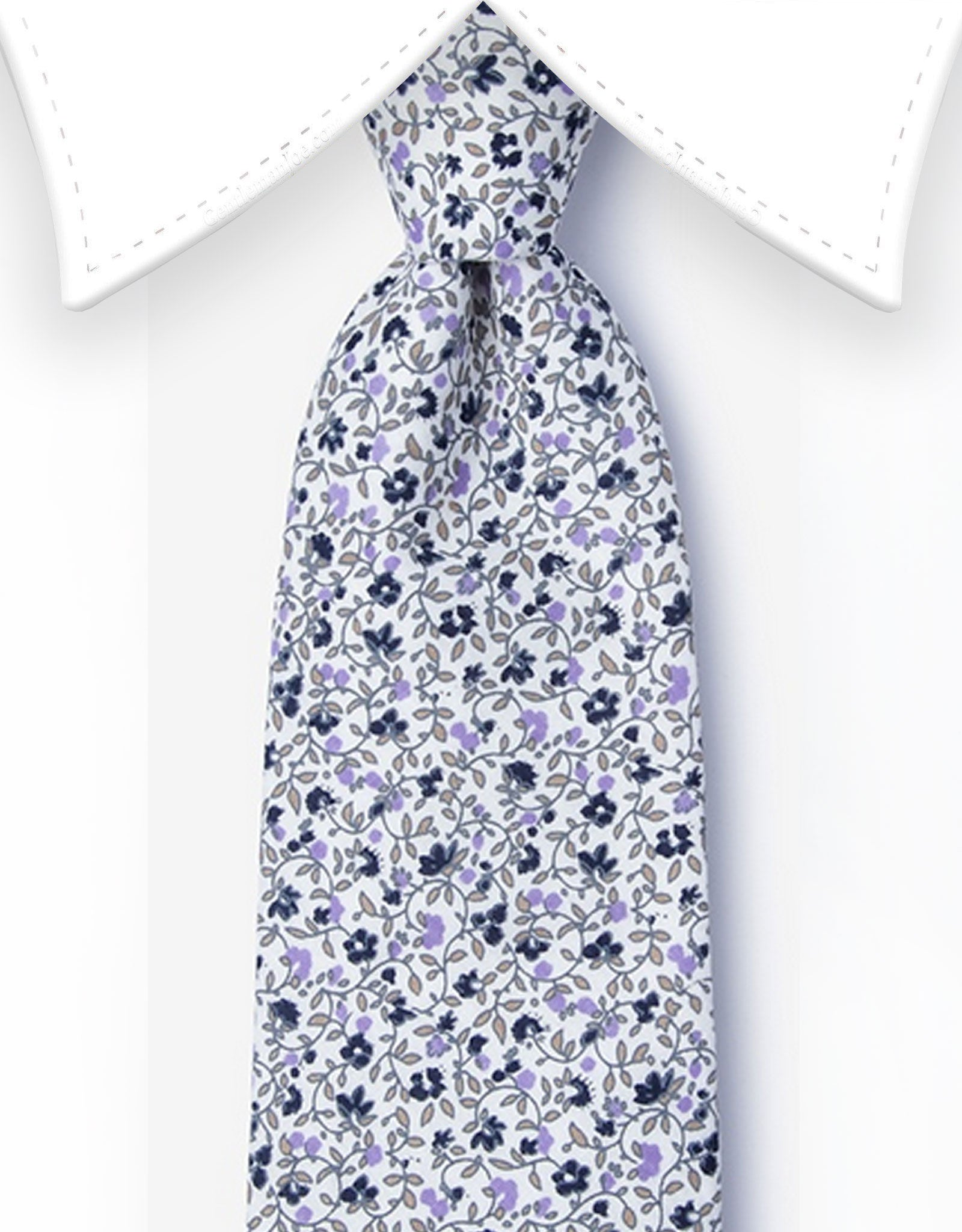 Floral Extra Long Ties