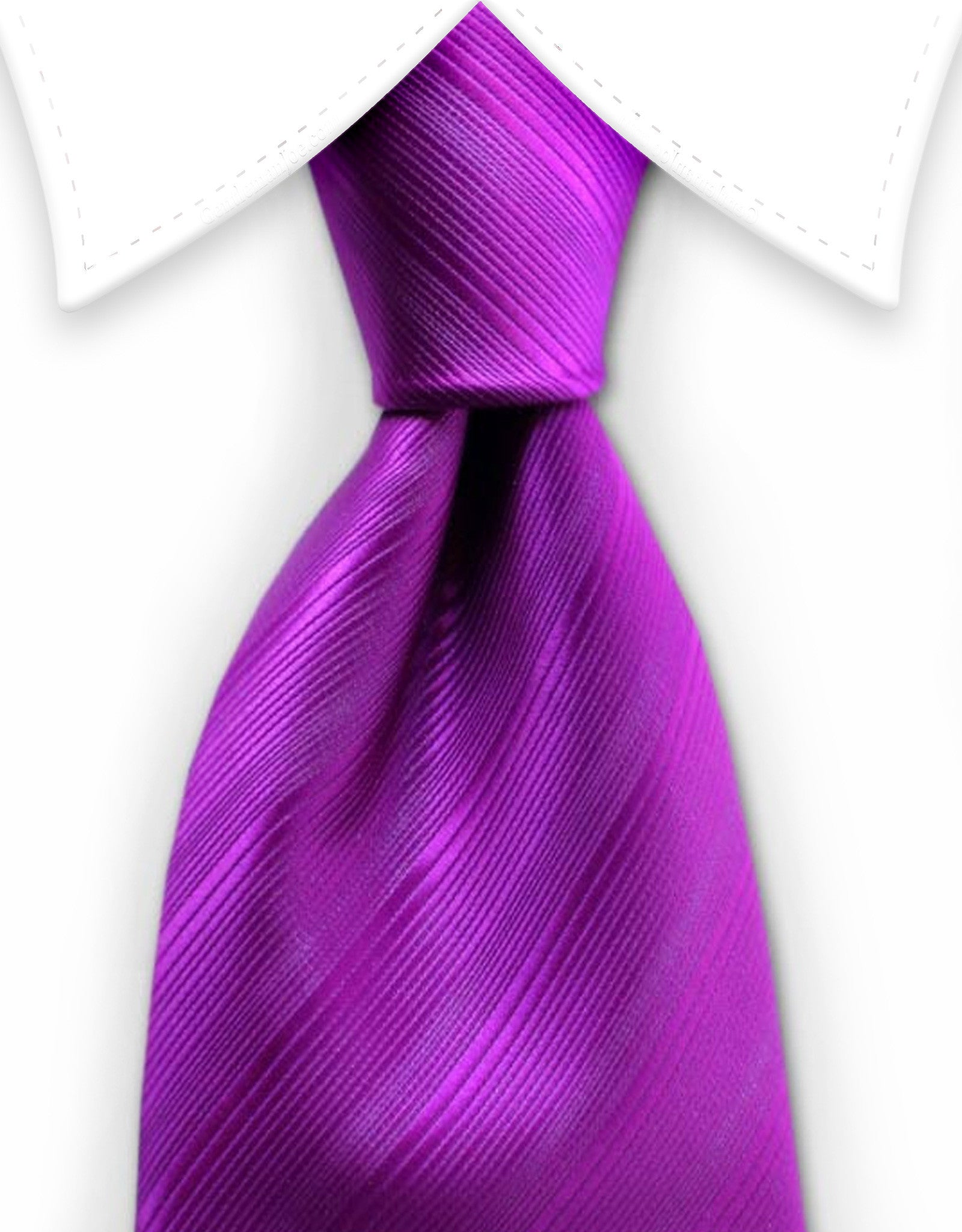 Purple Extra Long Tie
