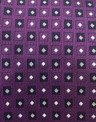 grape purple necktie swatch