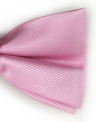 light pink bowtie