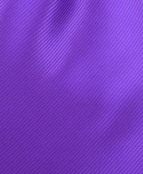 solid purple pocket hanky