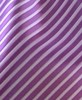 Purple and lilac pocket square