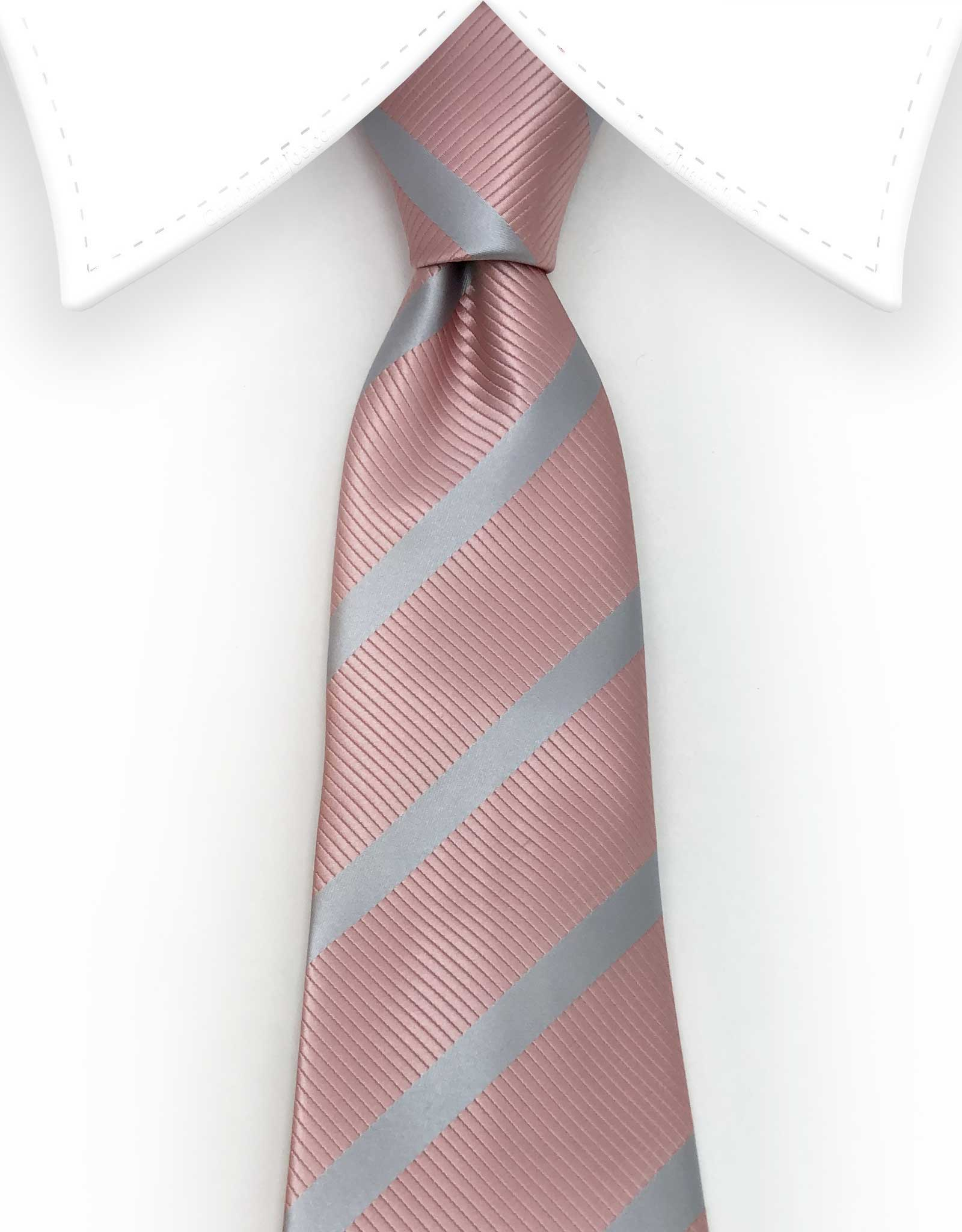 rose gold ties