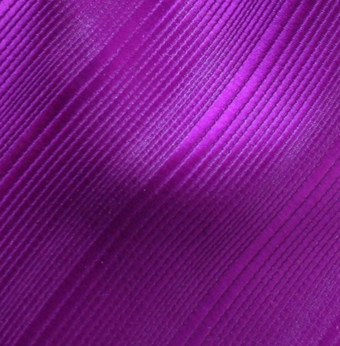 Fushia Purple pocket square