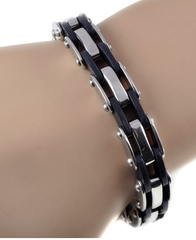 Men's Stylish Stainless Steel Bracelet
