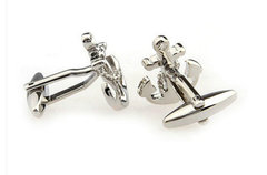 mariner cuff links