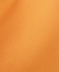 orange tie swatch