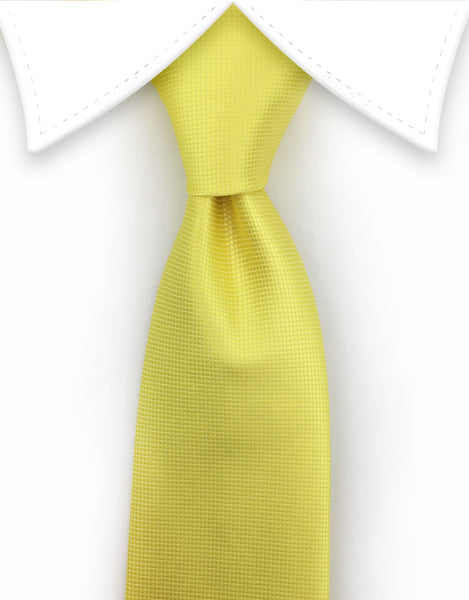 Yellow Extra Long Tie