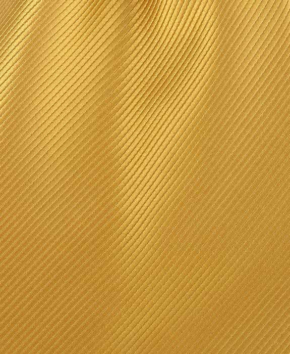 Gold Pocket Square