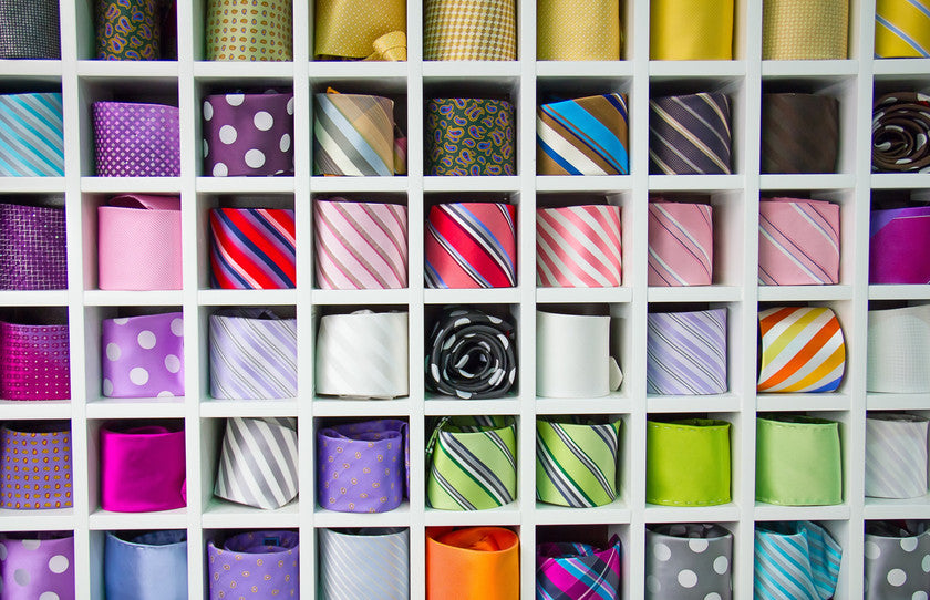 Expand Your Necktie Collection