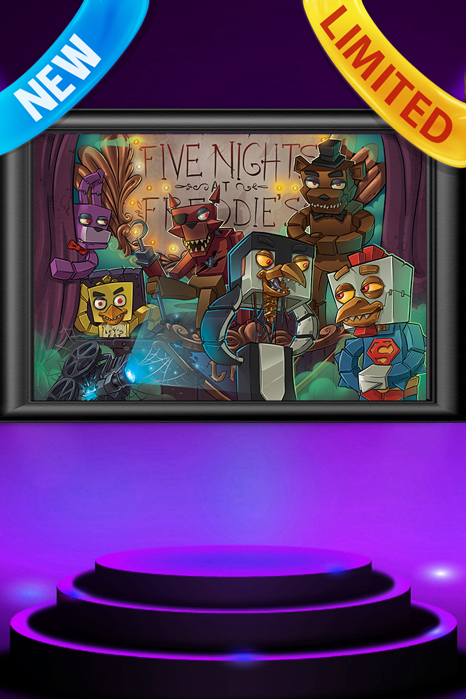 Five Nights at Freddy's Poster