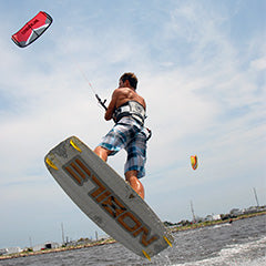 outer-banks-kiteboarding-trainer-kite