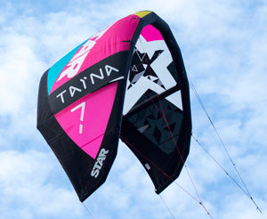star taina kiteboarding kite