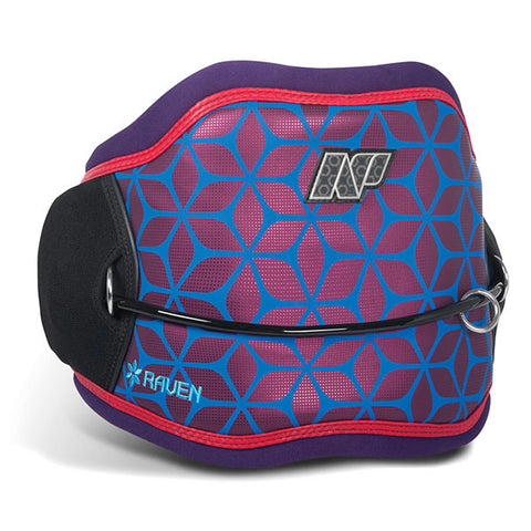 2017 NP Surf Raven Women's Kiteboarding Harness
