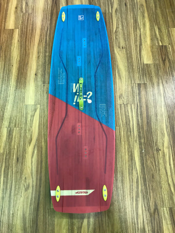 Used 2018 F-One WTF 140cm Kiteboarding Board
