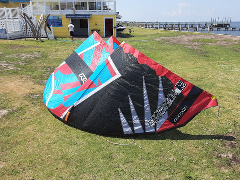 Used 2017 RRD Religion MKVII Kiteboarding Kite