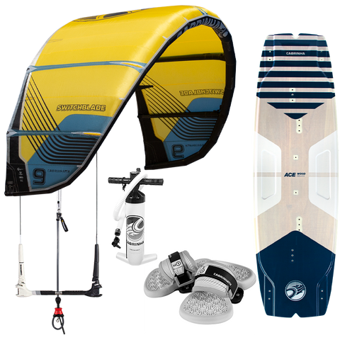 2020 Cabrinha Switchblade Kiteboarding Package