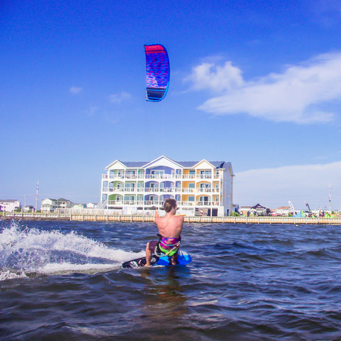 Two (2 HR) Private Kiteboarding Lesson Package