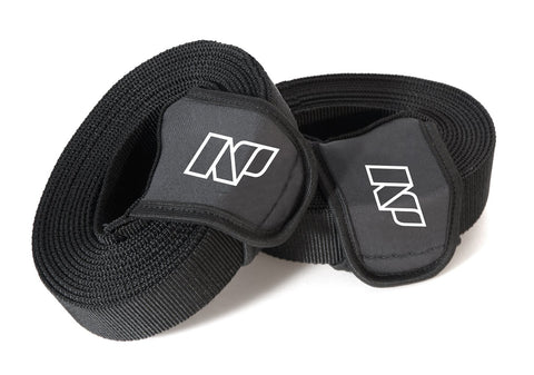 NP Heavy Duty Roof Rack Straps