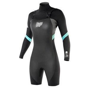 NP Surf Serene 3/2 Women's Shorty Wetsuit