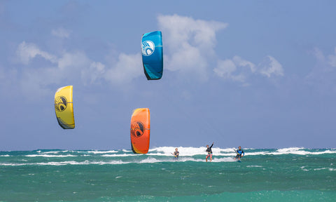 Way 2 Fly Kiteboarding Camp