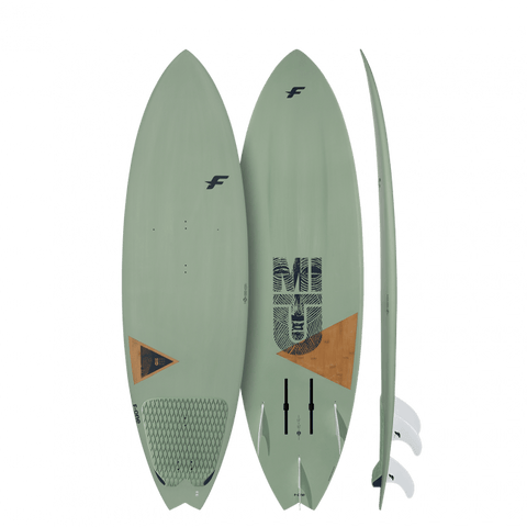 2020 F-One Mitu Pro Foil/Kite Surfboard