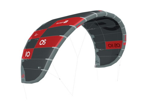 2020 Eleveight OS Kiteboarding Kite