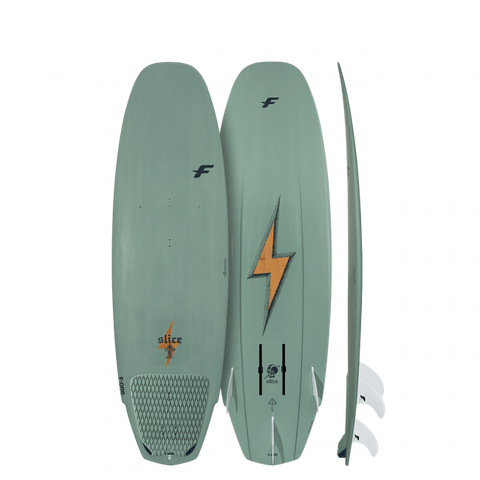 2020 F-One Slice Bamboo Foil/Kite Surfboard