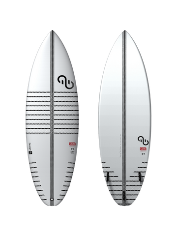 2020 Eleveight Curl Pro Surfboard Deck Only