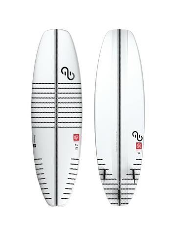 2020 Eleveight Escape Pro Surfboard Deck Only