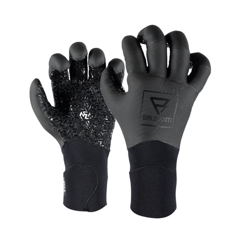 BRUNOTII PRE-CURVED 3MM KITEBOARDING GLOVE