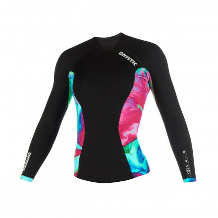 Mystic Diva L/S Womens Neoprene Top